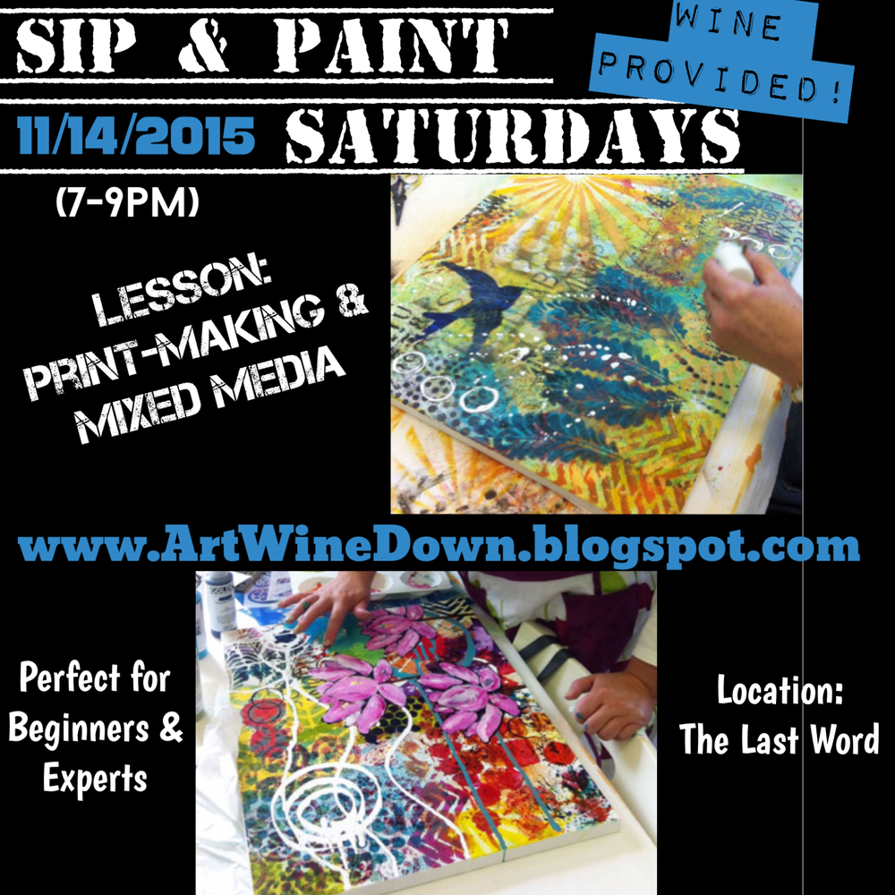 for Sip and paint charlotte nc