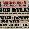Foto von Americanarama: Bob Dylan / My Morning Jacket / Wilco / Bob Weir
