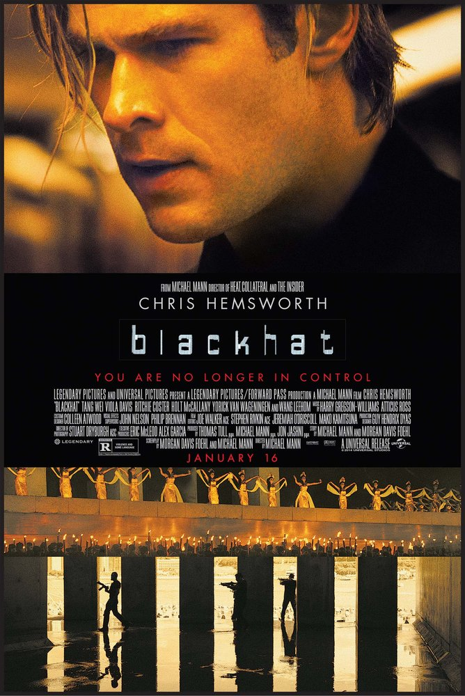 Blackhat - Enter to Win VIP Movie Screening!