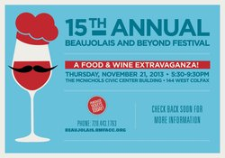 Beaujolais and Beyond Food & Wine Festival