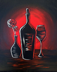 for Wine and paint st louis