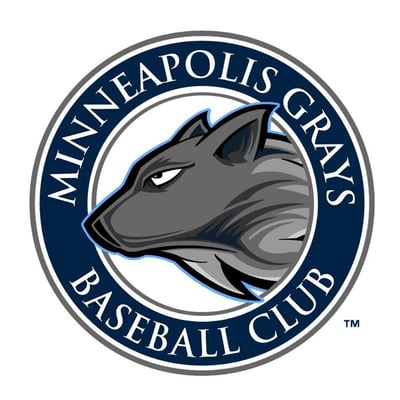 Minneapolis Grays Baseball C.