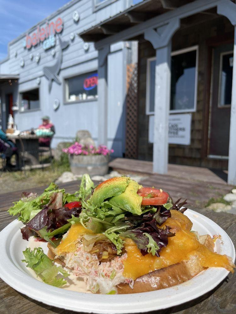 La Baleine Café: 4460 Homer Spit Rd, Homer, AK