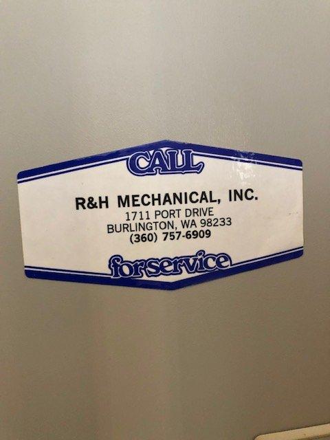 R & H Mechanical: 1711 Port Dr, Burlington, WA