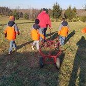 photo of middleburg christmas tree farm round hill va united states triplets - Middleburg Christmas Tree Farm