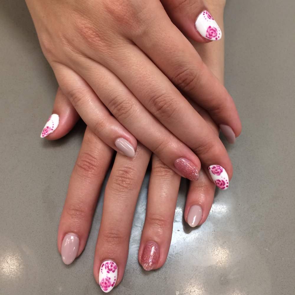 Adorable Nails Done By Mai!