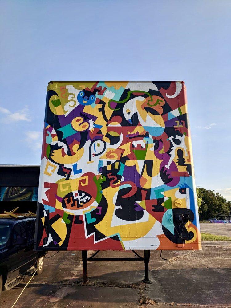 The Harrisburg Art Museum: 4200 Harrisburg Blvd, Houston, TX