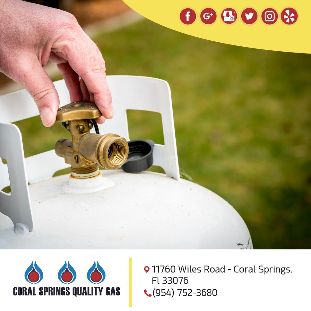 Coral Springs Quality Gas: 11760 Wiles Rd, Coral Springs, FL
