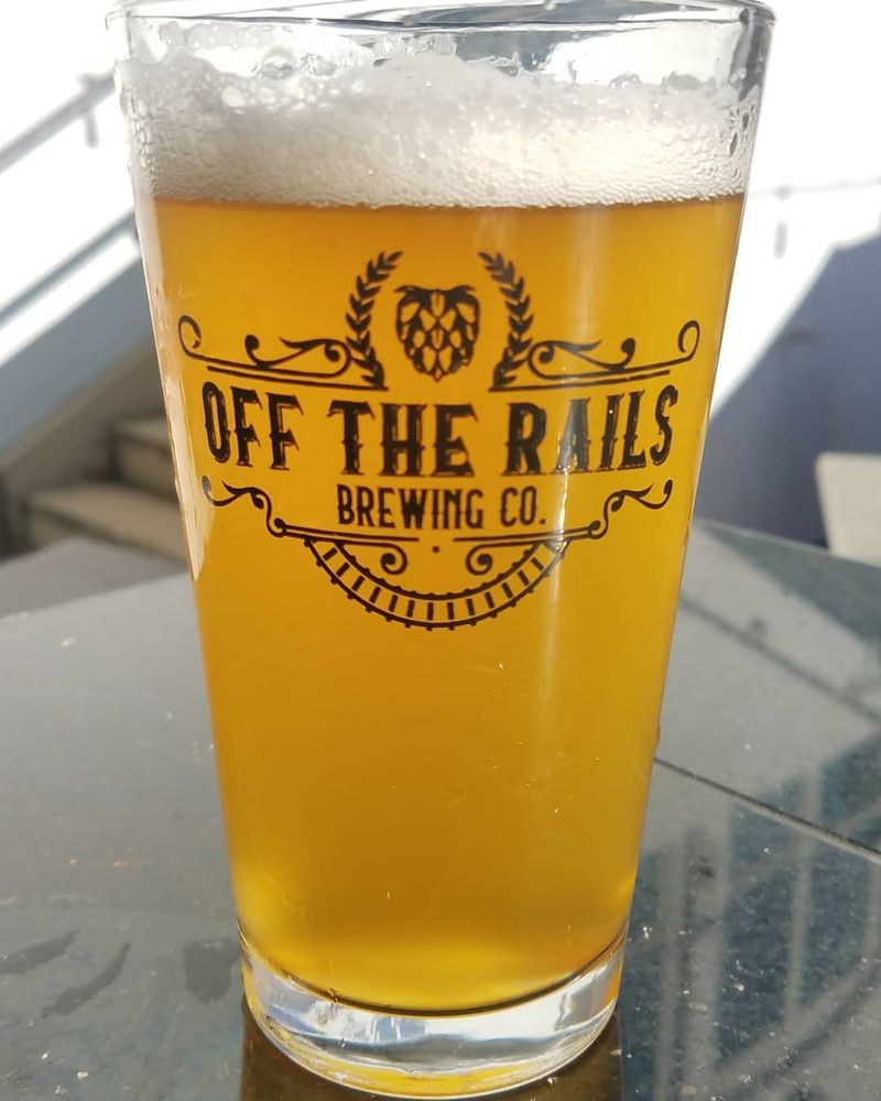 Off The Rails Brewing: 111 S Murphy Ave, Sunnyvale, CA