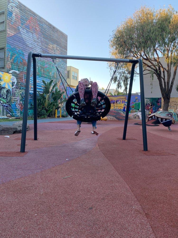 24th Street Mini Park: 24th St & York St, San Francisco, CA