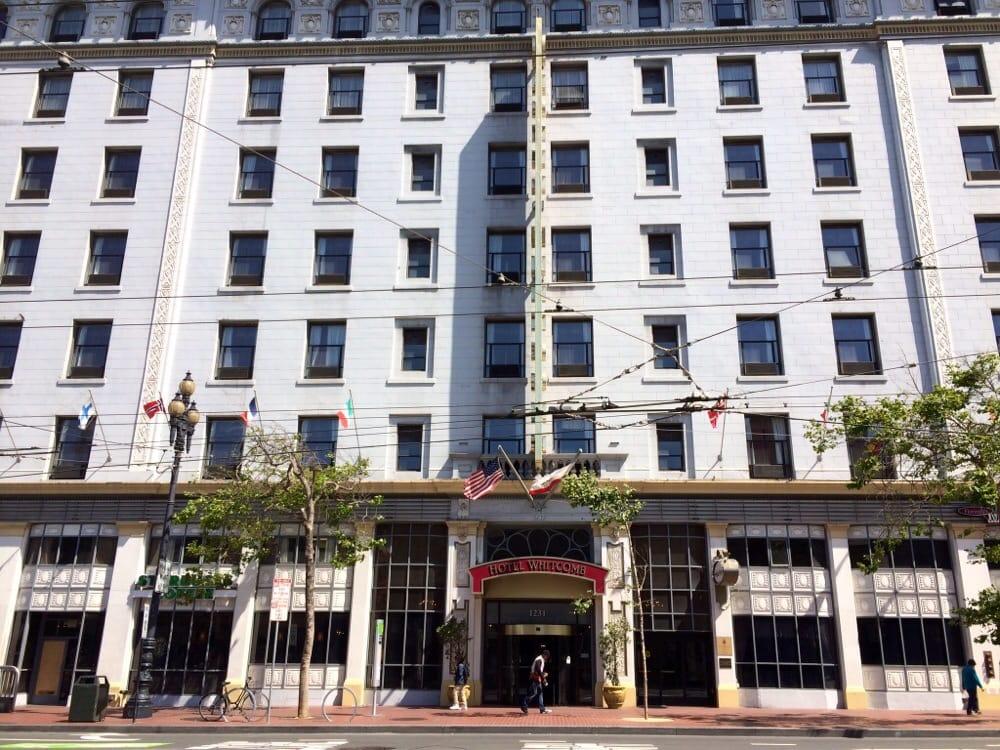 Hotel whitcomb restaurant 33 avis bars 1231 market for Hotel numero