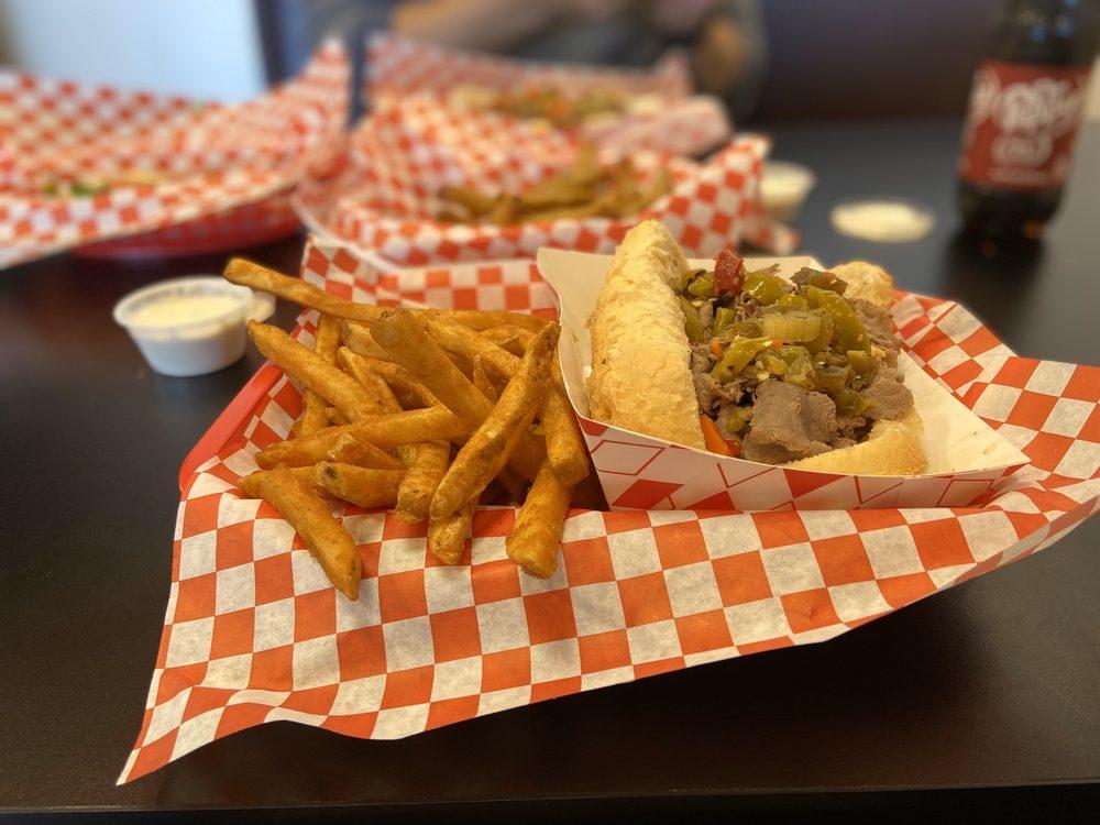 Cal's Chicago Style Eatery: 7005 Nw Expy, Oklahoma City, OK