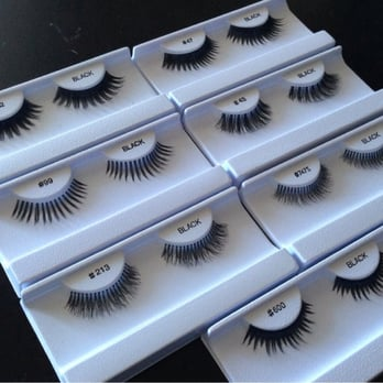 f210ce2616e Photo of Variety Shop - San Francisco, CA, United States. Lashes for $1.39