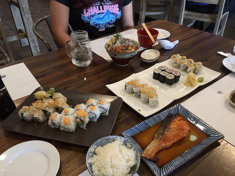 Sushi Kichi Japanese Restaurant: 5368 Central Florida Pkwy, Orlando, FL