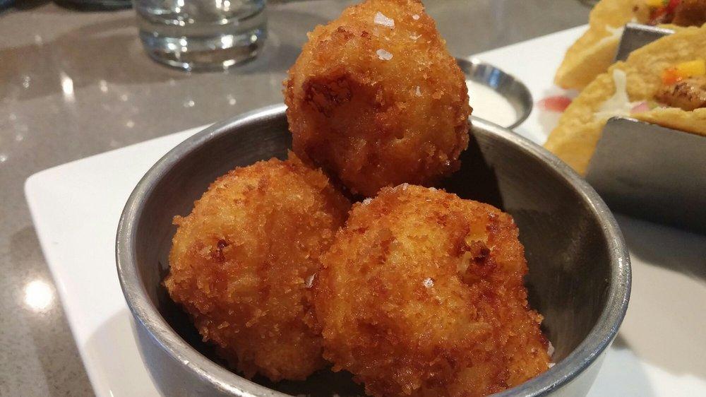 Mac \'n\' cheese balls! - Yelp