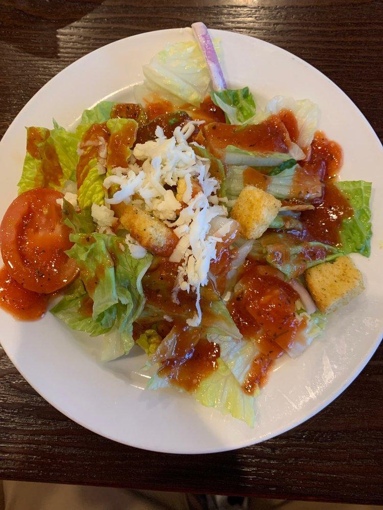 Roma Italian Restaurant: 1168 N Hills Shopping Ctr, Ada, OK