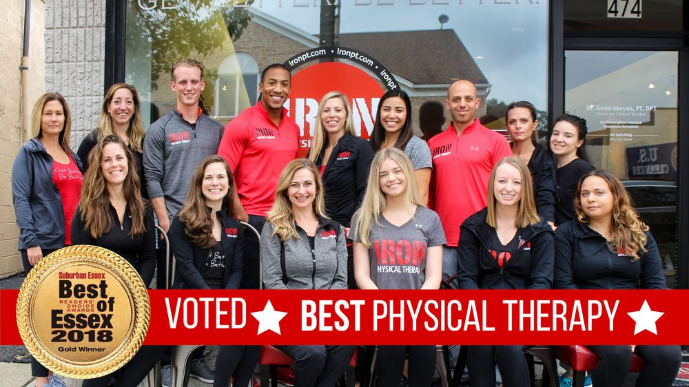 Iron Physical Therapy: 474 Bloomfield Ave, Caldwell, NJ