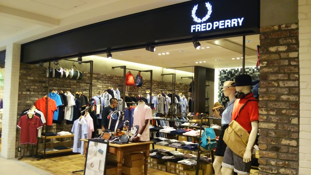 Fred Perry Tokyo Solamachi