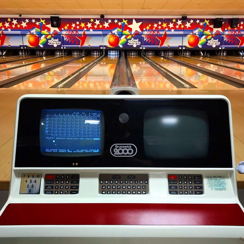 Bowl America Chantilly: 4525 Stonecroft Blvd, Chantilly, VA
