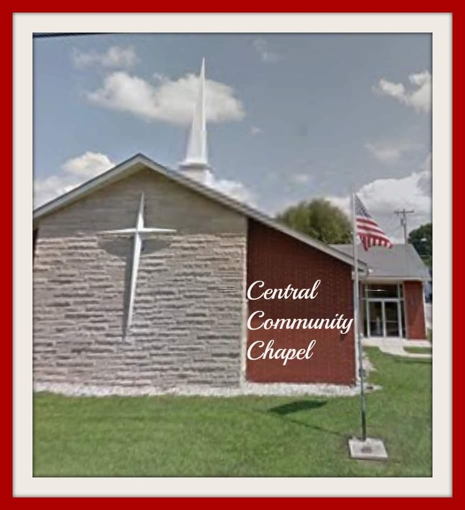 Central Community Chapel: 1004 Indiana Ave, Anderson, IN