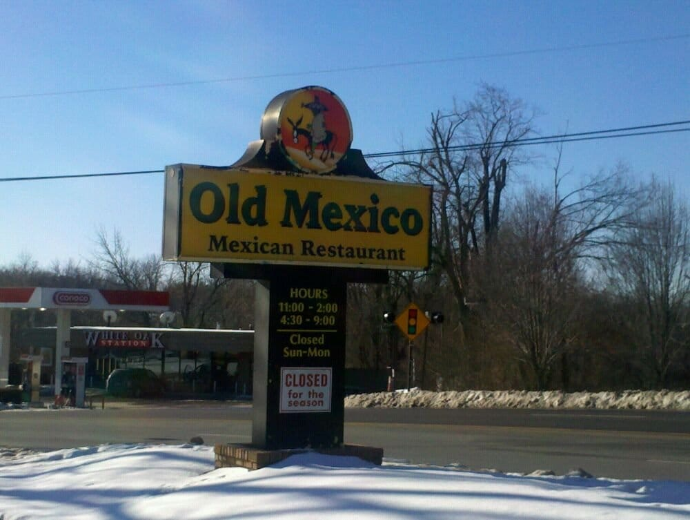 Old Mexico: 313 S Main St, Berryville, AR