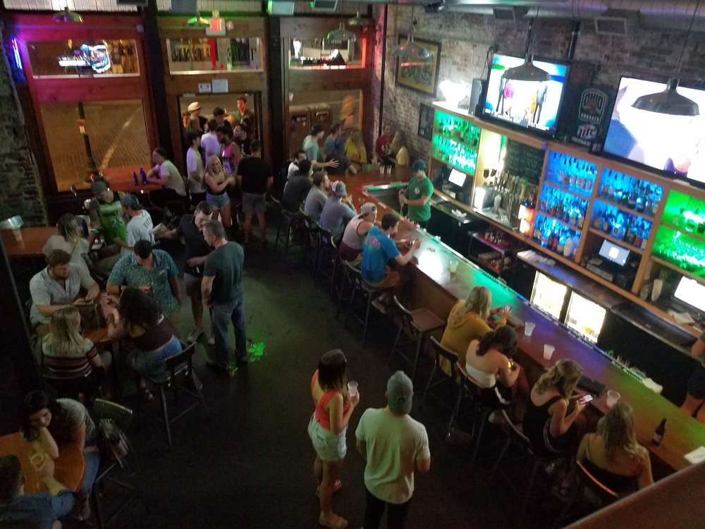 The J Bar: 41 N Court St, Athens, OH