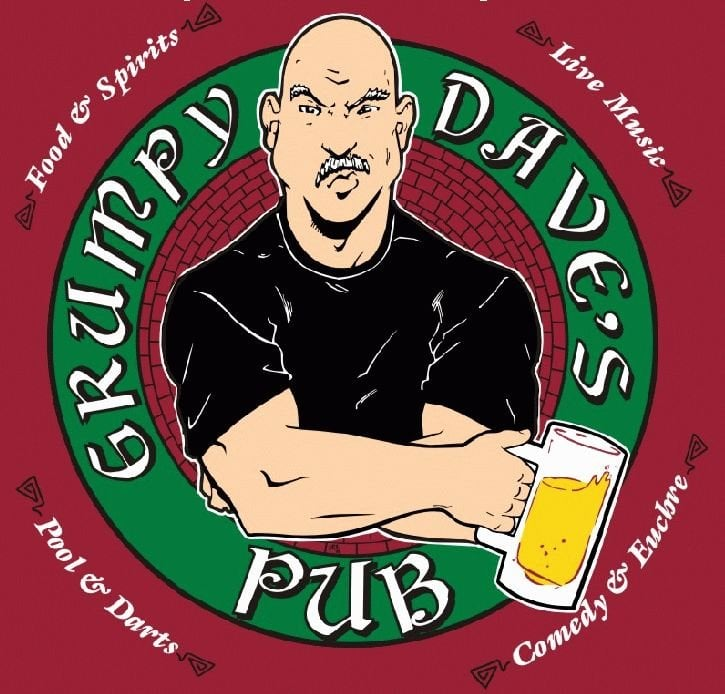 Grumpy Dave's Pub: 104 S Main St, Bowling Green, OH