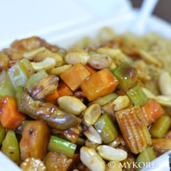 Photo Of China Kitchen   Madison, WI, United States. Kung Pao Chicken Up