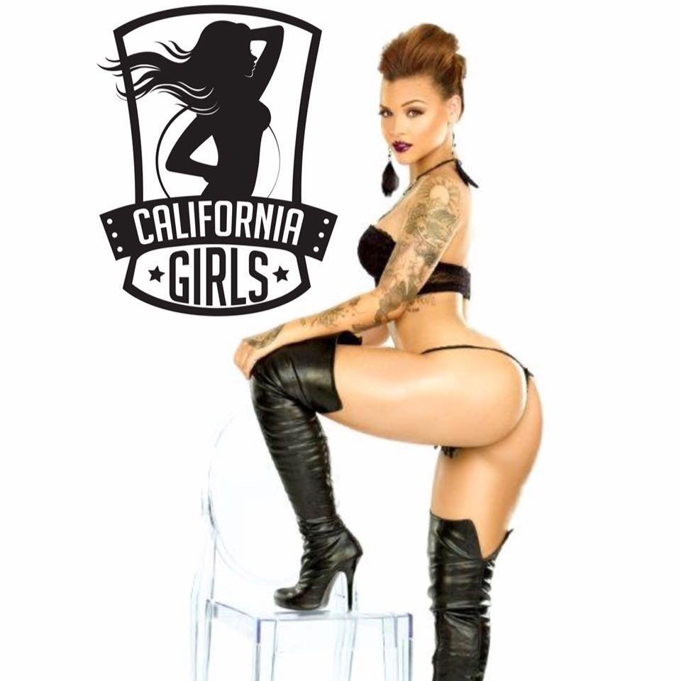 california girls strip club