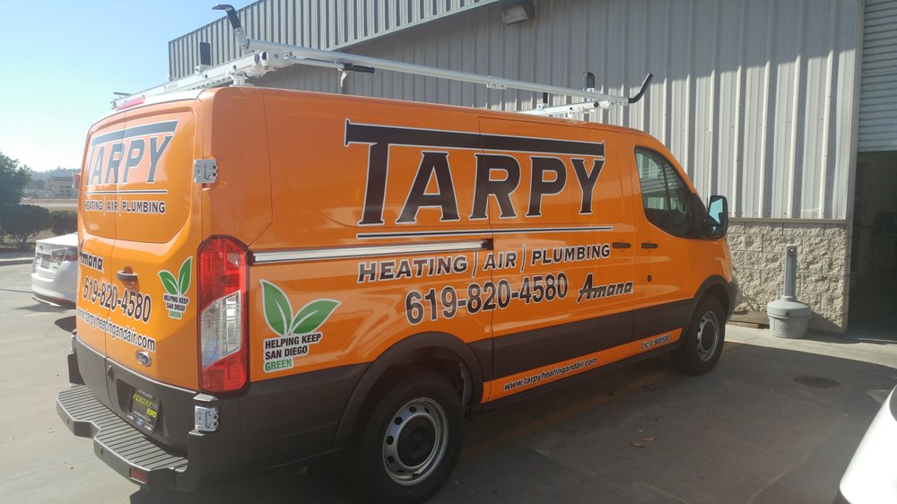 Tarpy Plumbing Heating and Air