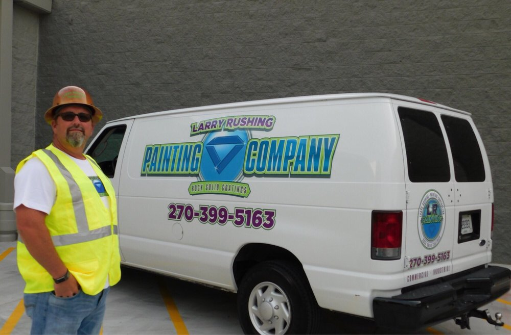 Larry Rushing Painting Contractor: 1219 McLeod Ln, Madisonville, KY