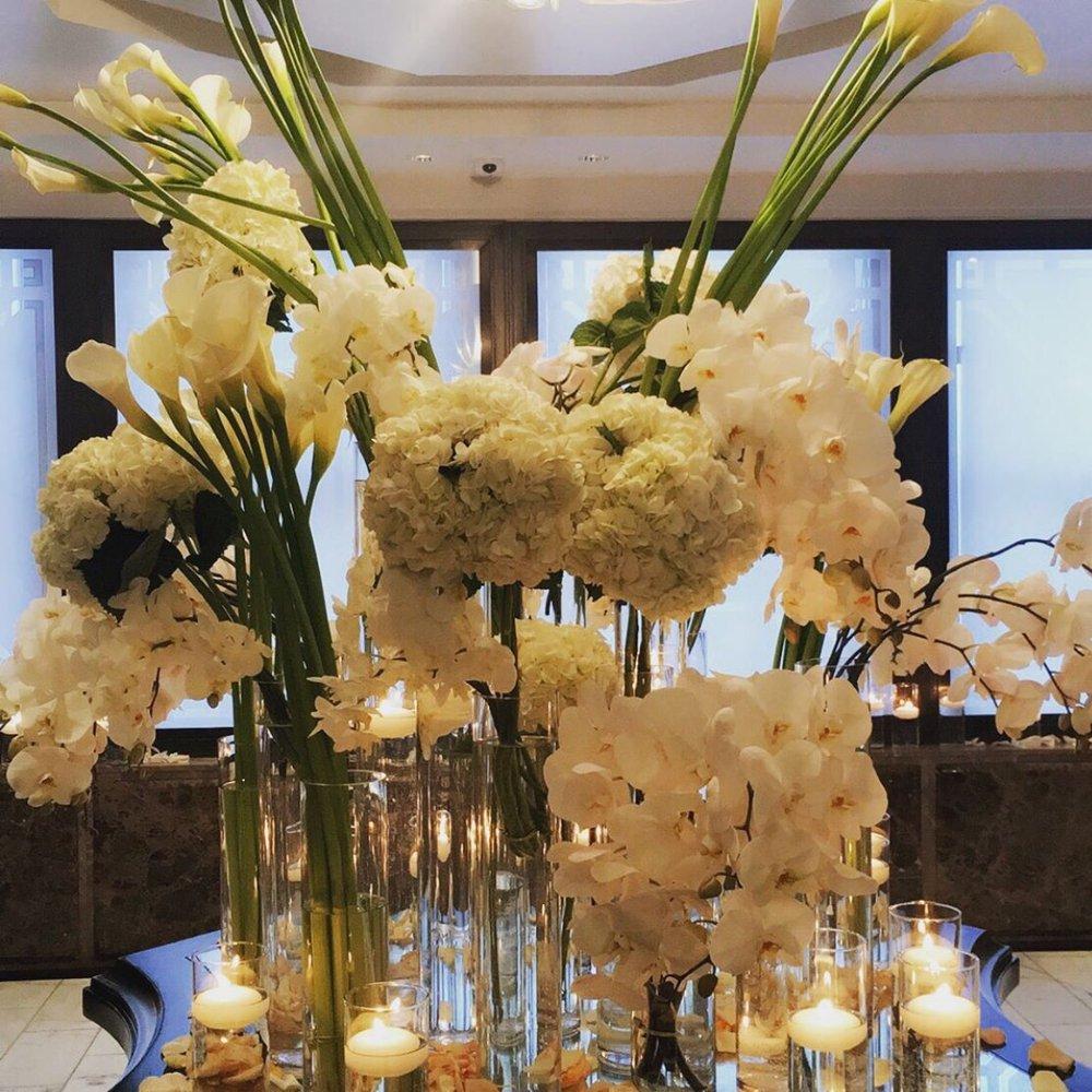 Paul Robertson Floral Design: 215 Balboa St, San Francisco, CA