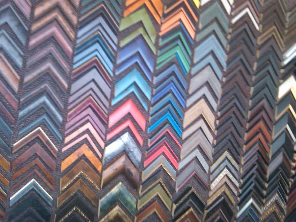 Surroundings Art Gallery & Frame Shop: 3101 S 14th St, Abilene, TX
