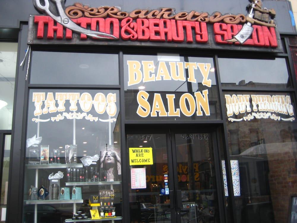 Rachel s tattoo and beauty salon cerrado 10 rese as for 5th avenue beauty salon