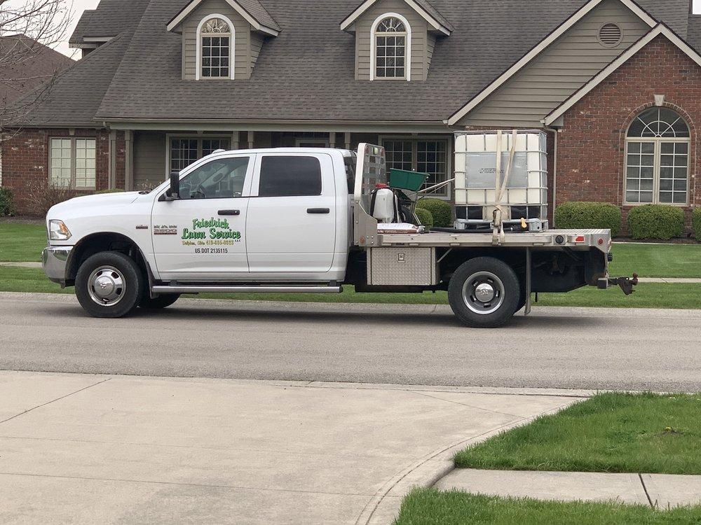 Friedrich's Lawn Service: 20594 State Route 697, Delphos, OH