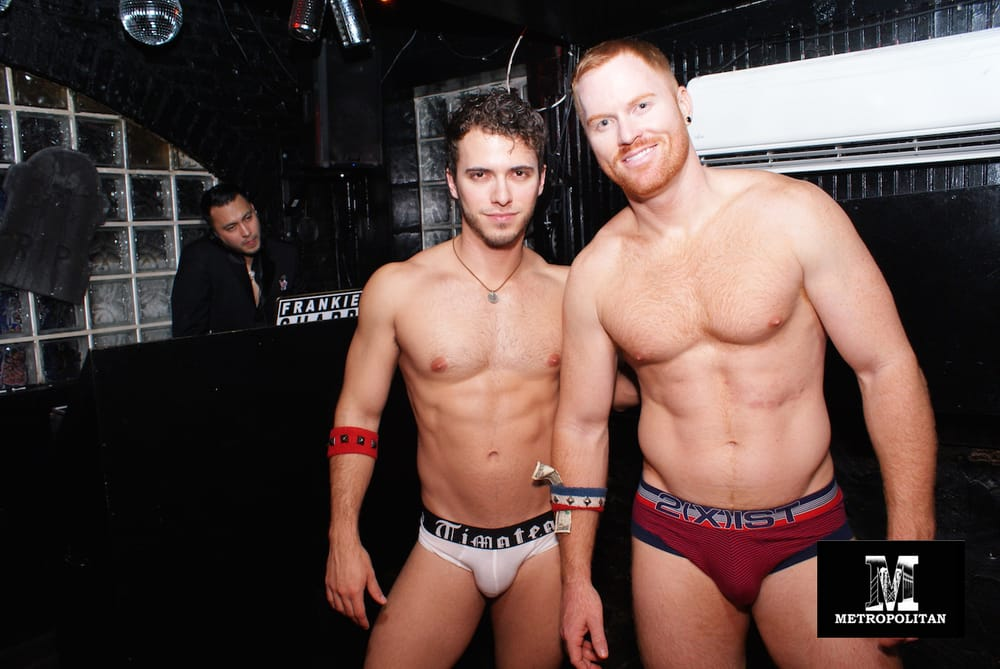 from Gibson bar brooklyn gay
