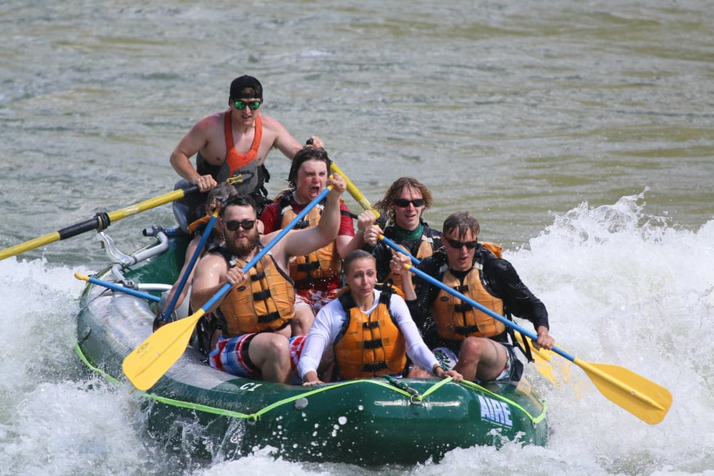 Photo of Teton Whitewater: Jackson, WY