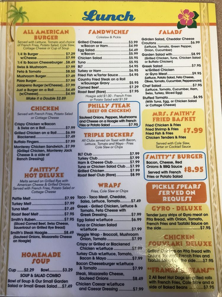 Smitty's Pancake & Grill: 8165 State Rd 52, Bayonet Point, FL