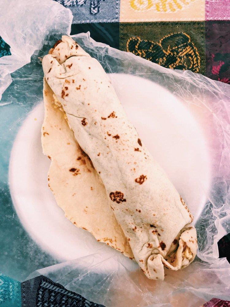 Marfa Burrito: S Highland Ave, Marfa, TX