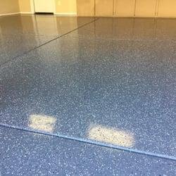 Photo Of Custom Garage Floor