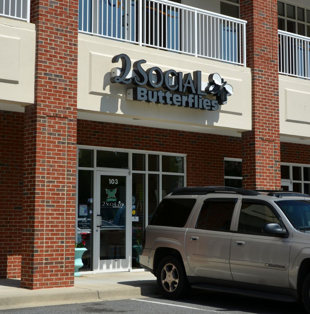 Two Social Butterflies: 727 Dilworth Ln, Rock Hill, SC