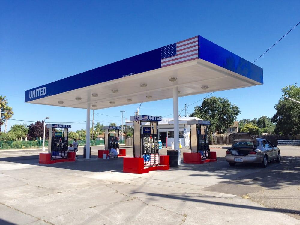 United Gasoline: 3440 E Main St, Stockton, CA