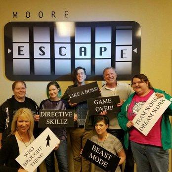Escape Room Moore Ok