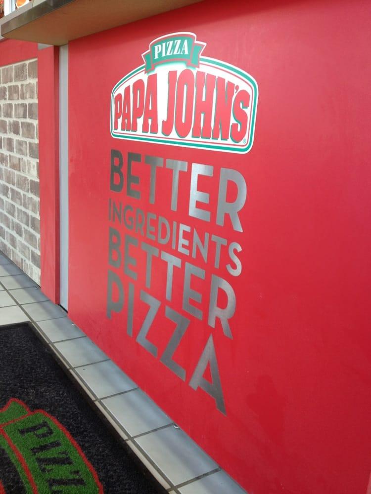 Papa John's Pizza: 3709 Clarks River Road, Paducah, KY