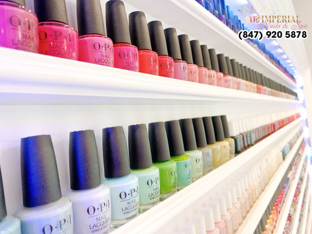 Imperial Nails & Spa: 1107 Waukegan Rd, Glenview, IL