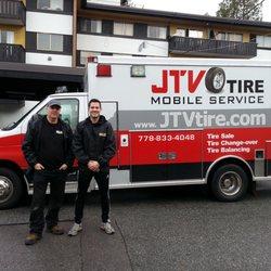 Tires North Vancouver >> Jtv Mobile Tire Shop 12 Photos Tires North Vancouver Bc