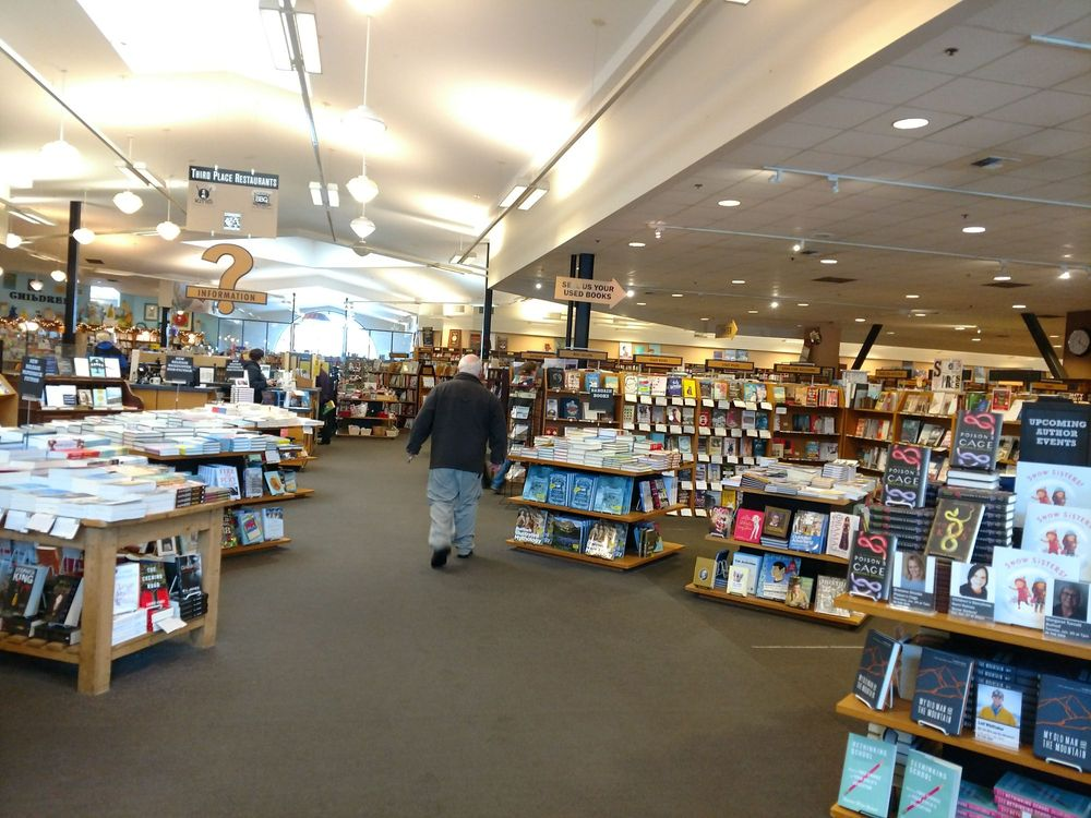 Third Place Books: 17171 Bothell Way NE, Lake Forest Park, WA