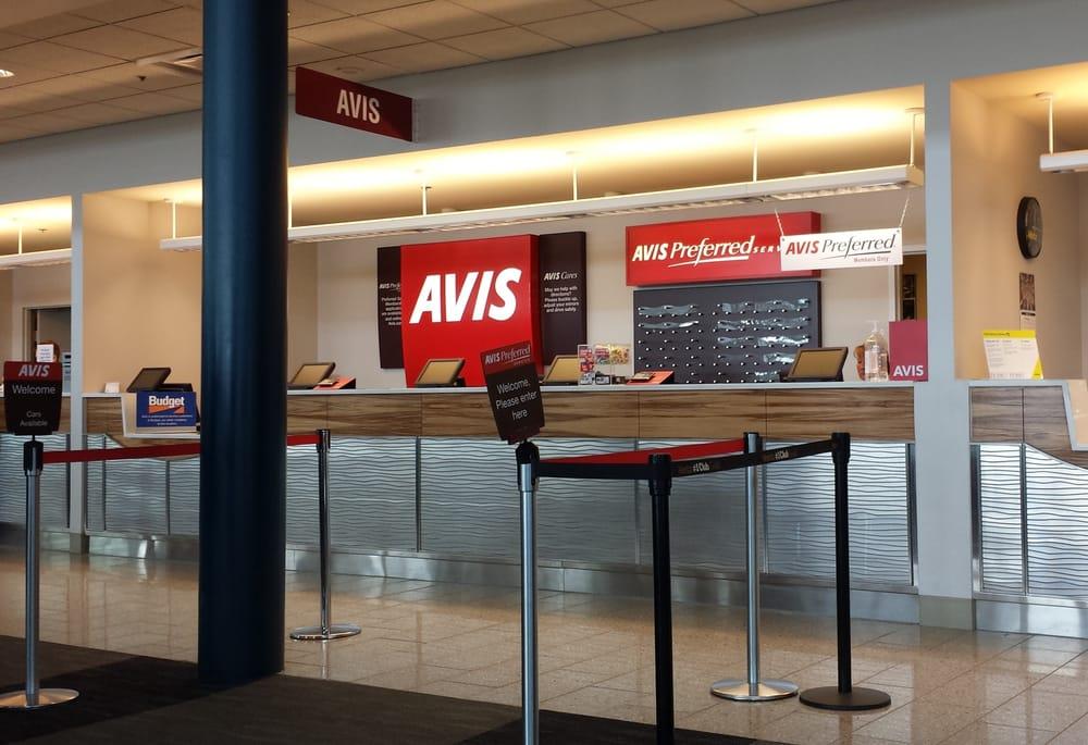 Avis Car Rentals: 1 Airport Blvd, Bentonville, AR