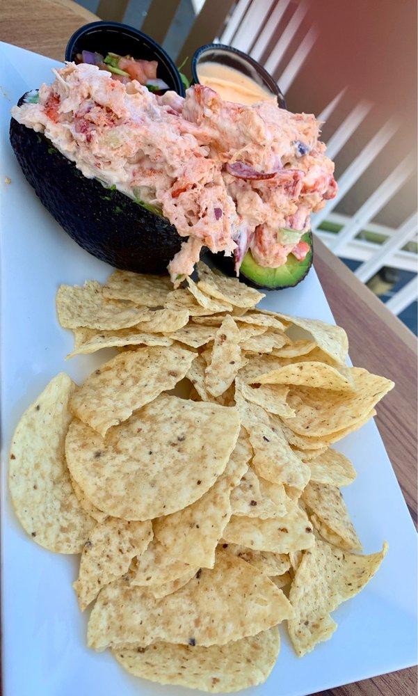 On The Deck Restaurant and Bar: 10 Simon Lake Dr, Atlantic Highlands, NJ