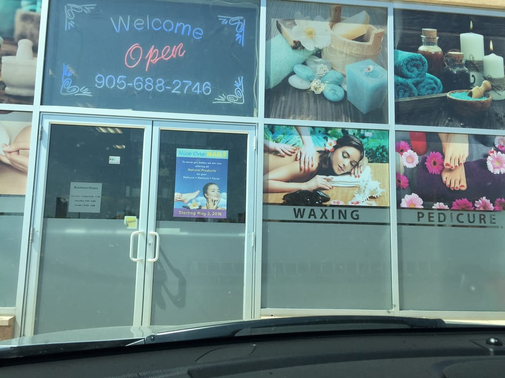Nice One Nails - Nail Salons - 275 4th Avenue, St. Catharines, ON ...